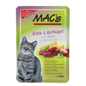 macs-cat-pouchpack-ente-gefluegel-apfel