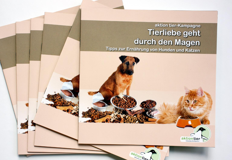 aktion tier Broschüre - Welches Tierfutter ist seriös?